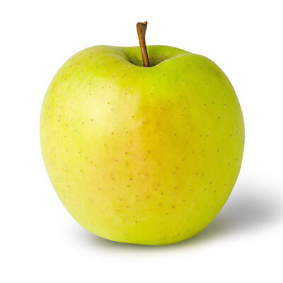 Pick your own Golden Delicious apples